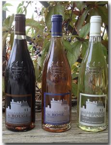 gamme de produit vins